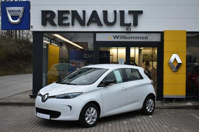 Renault Zoe Life (Miet-Batterie 22 kWh)